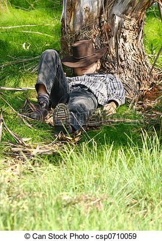 asleep-under-a-gum-tree-stock-photograph_csp0710059.jpg