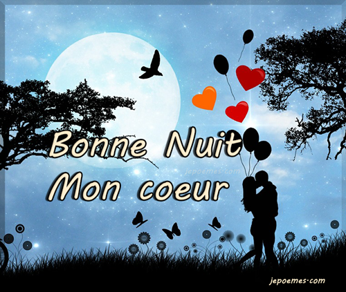 Art Visuel Bonne Nuit Mon Coeur Jepoèmes Forum De