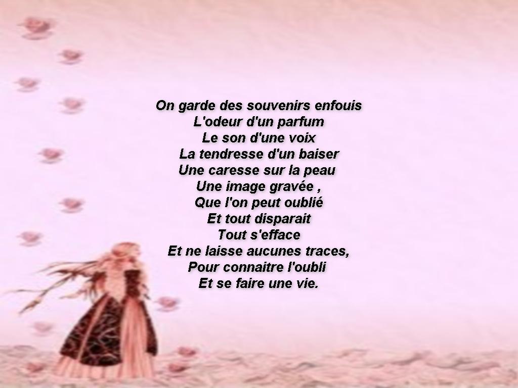 Poème Damour Le Temps De Loubli Jepoèmes Forum De