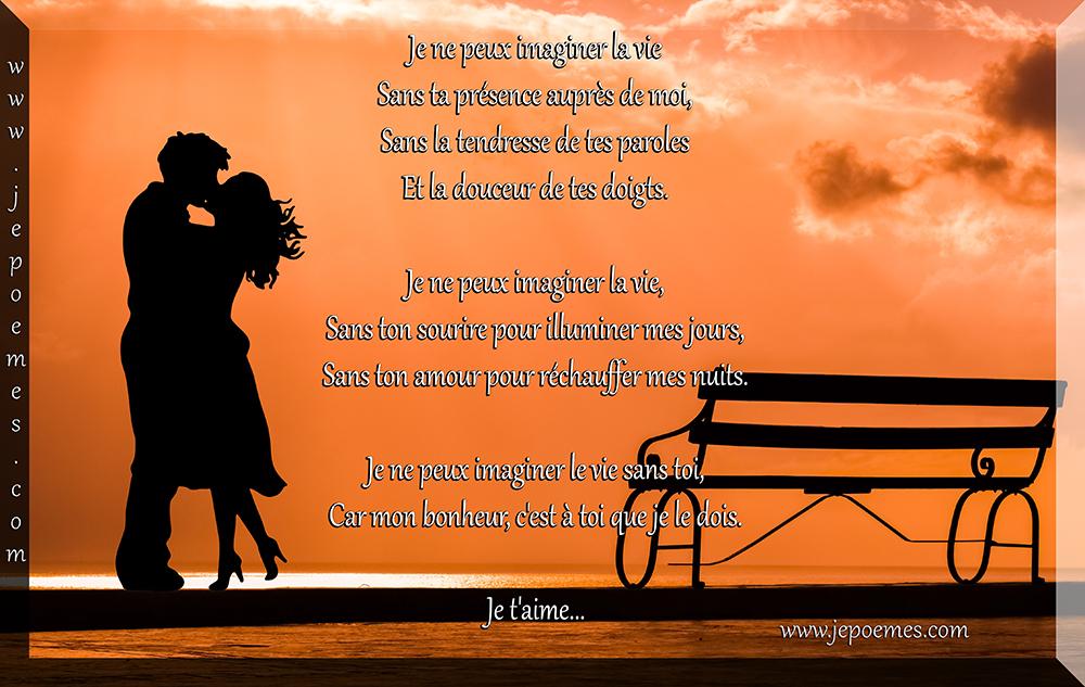 Poème Damour Déclaration Damour Je Taime Jepoèmes